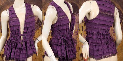 PurpleRuffleShirt